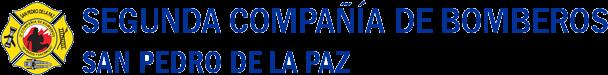 SEGUNDA COMPAÑÍA DE BOMBEROS SAN PEDRO DE LA PAZ